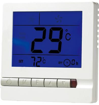 sjzz-W001 智能机械温控器