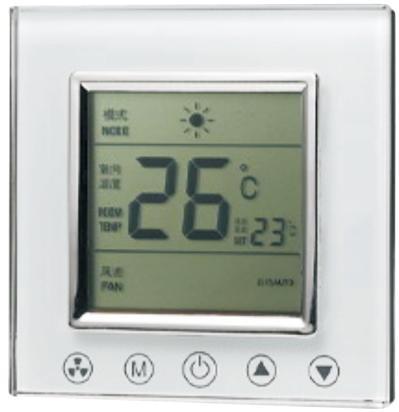 sjzz-W002  智能机械温控器