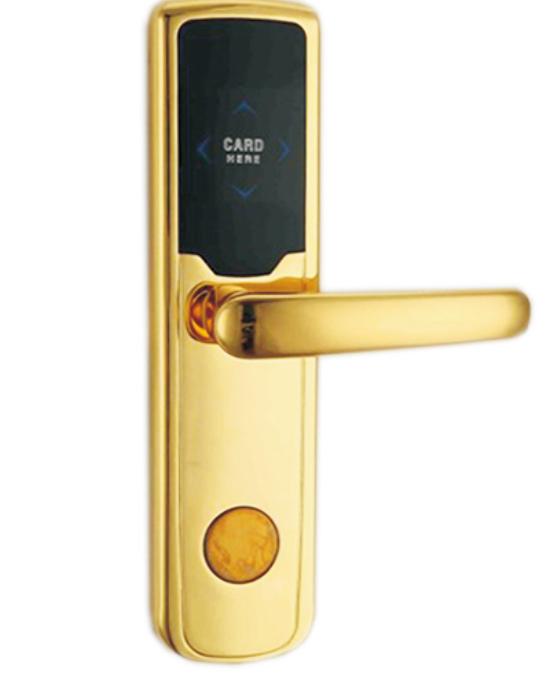 LK-590-DSR701J  酒店智能电子门锁