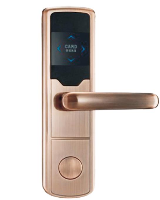 LK-589-DSR701-H  酒店智能电子门锁