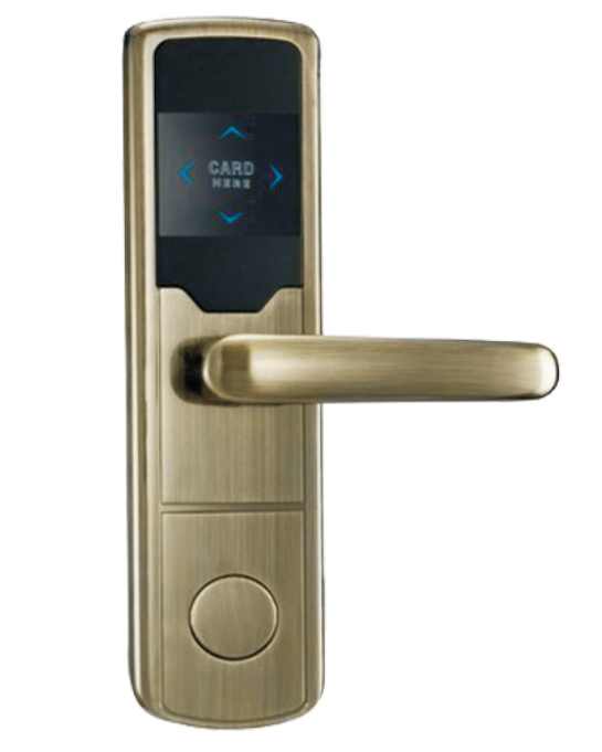 LK-583-DSR701-Q  酒店智能电子门锁