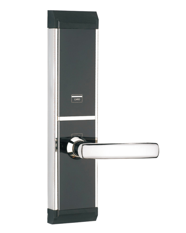 LK-211-XR-5-76亮铬  酒店智能电子门锁