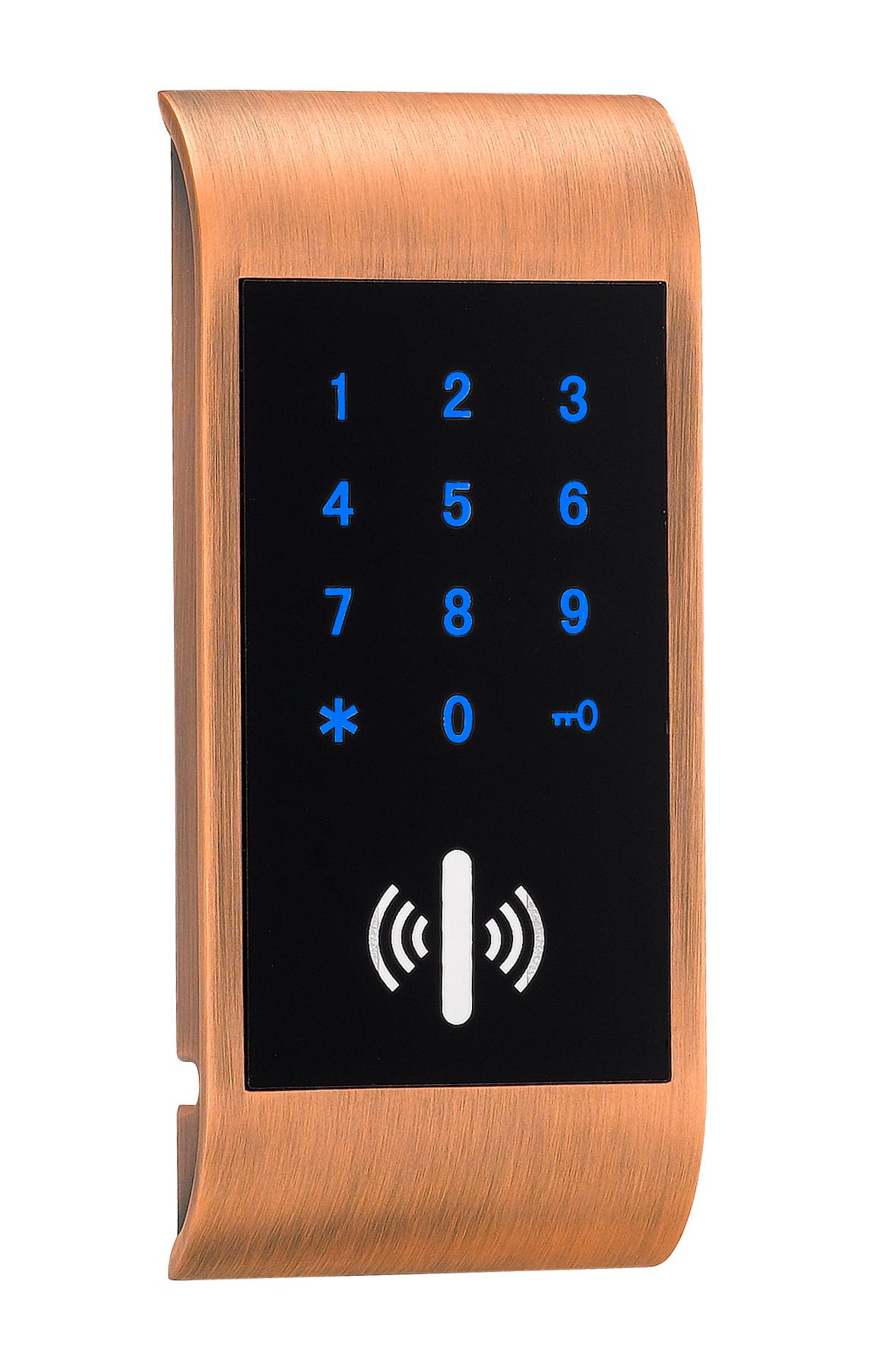 Locking-密码126-红古铜  桑拿锁