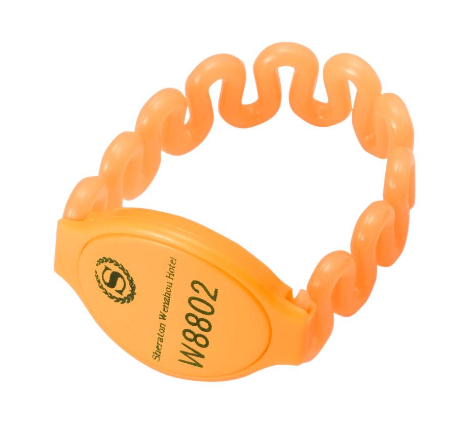 橙色表带(30大卡) 桑拿锁手牌
