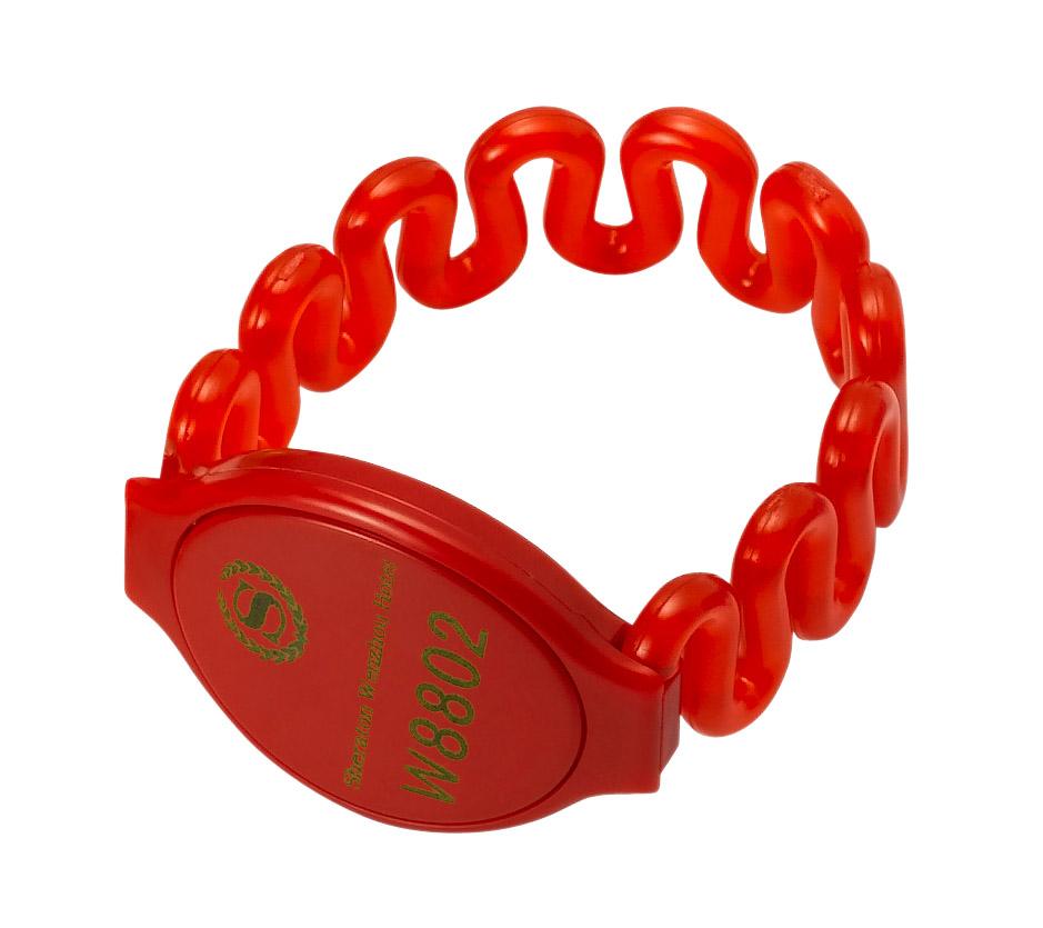 红色表带(30大卡) 桑拿锁手牌