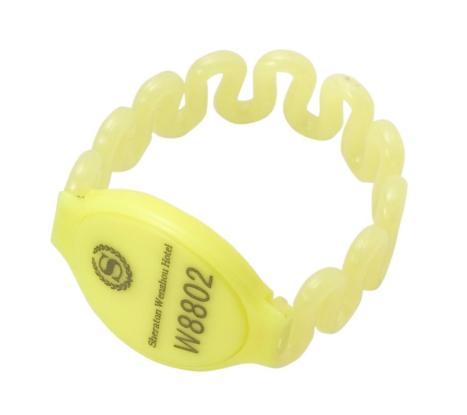 黄色表带(30大卡) 桑拿锁手牌