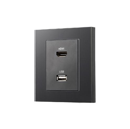 sjzz-H8系列-117 USB插座