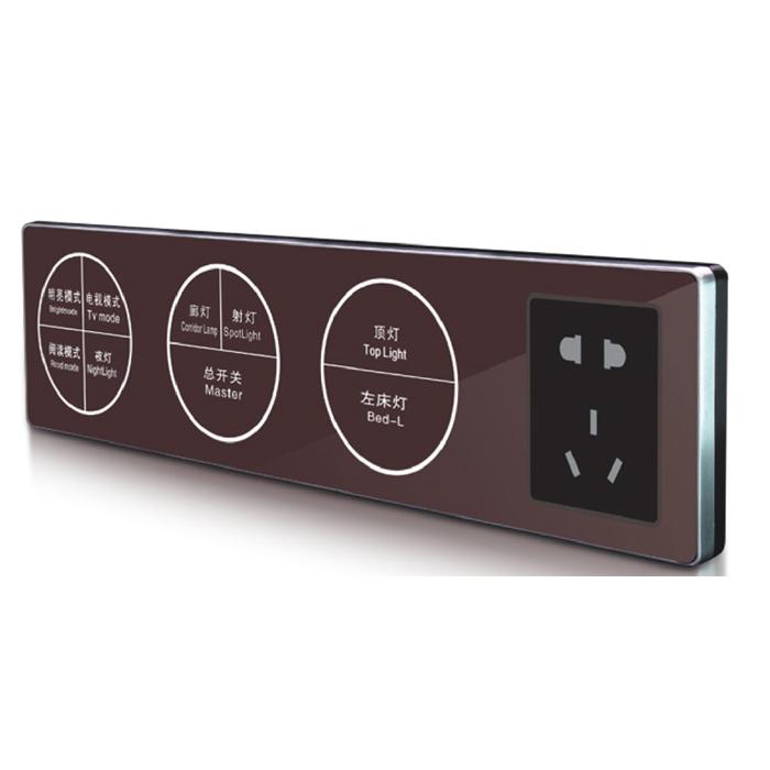 Key-LN-101 触摸开关