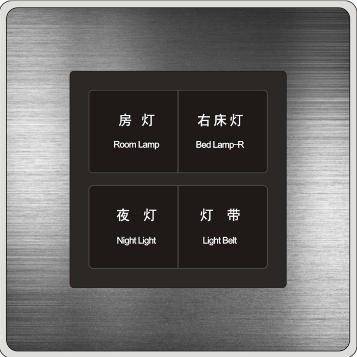 Key-SH-108 轻触开关