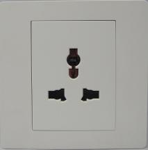 sjzz-K6系列-115 多功能三孔插座