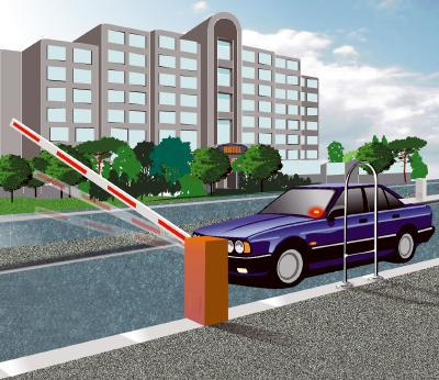 酒店停车场管理系统
