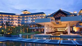 一、温泉度假酒店智能节能控制系统解决方案