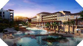 四、温泉度假酒店基础弱电智能化系统解决方案