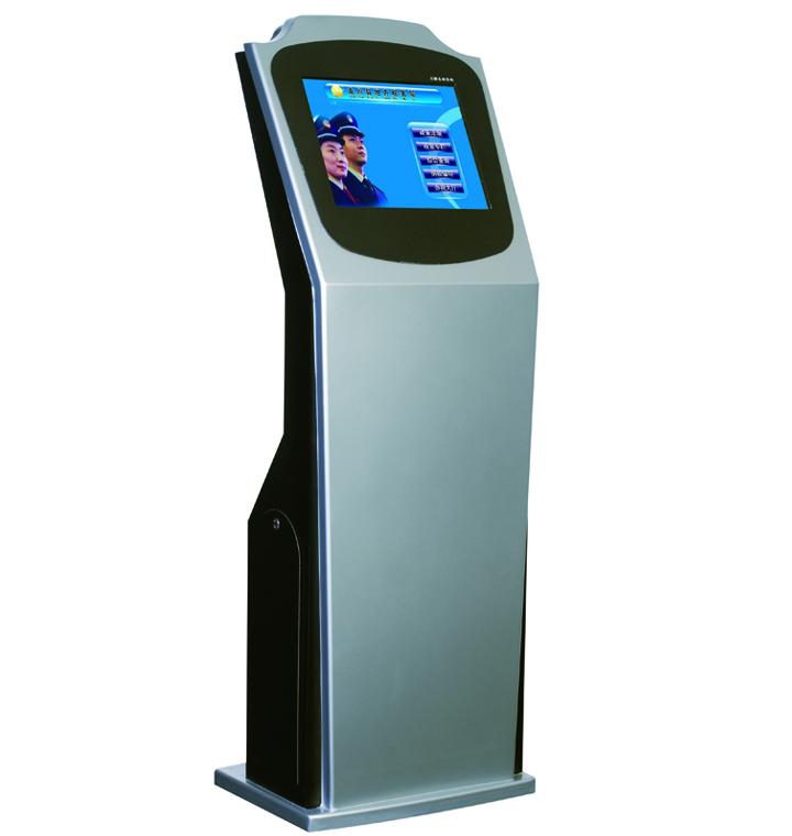 SJZZ-立式触摸查询机
