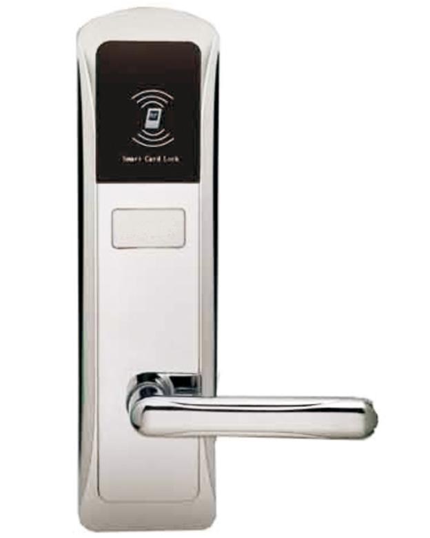 LK-114-D1006光铬  酒店智能电子门锁