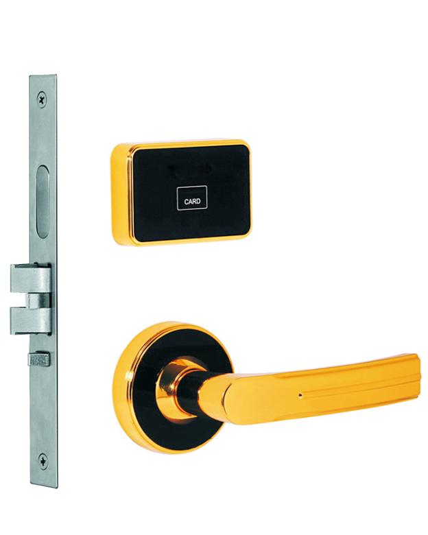 LK-206-SY71PVB  酒店智能电子门锁