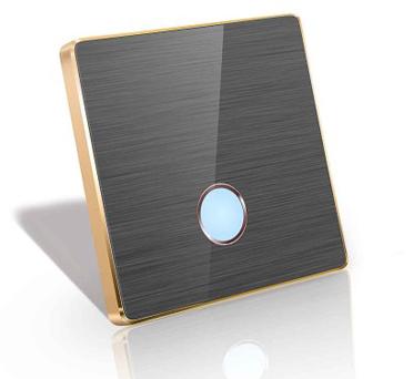 Key-苹果系列-01灰色触点开关