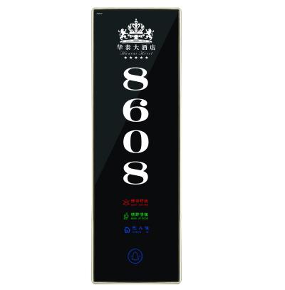 sjzz-ads-w388-q1 酒店智能电子门牌
