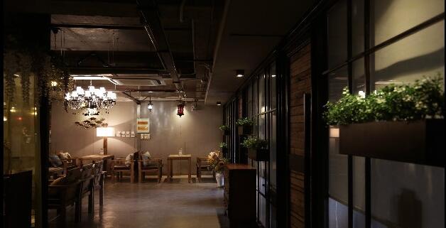 郑州清馨茶社--酒店综合智能化应用案例