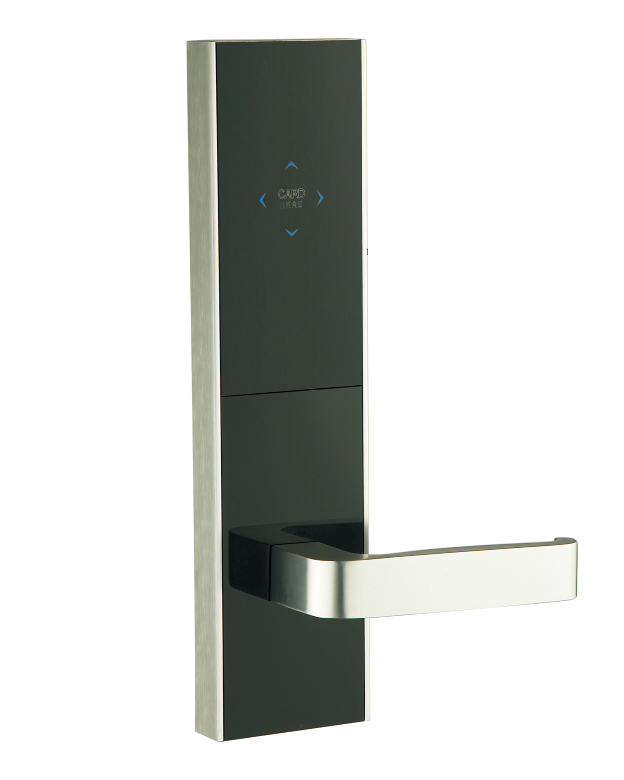 LK-314-117C99-B枪间银 酒店智能电子门锁