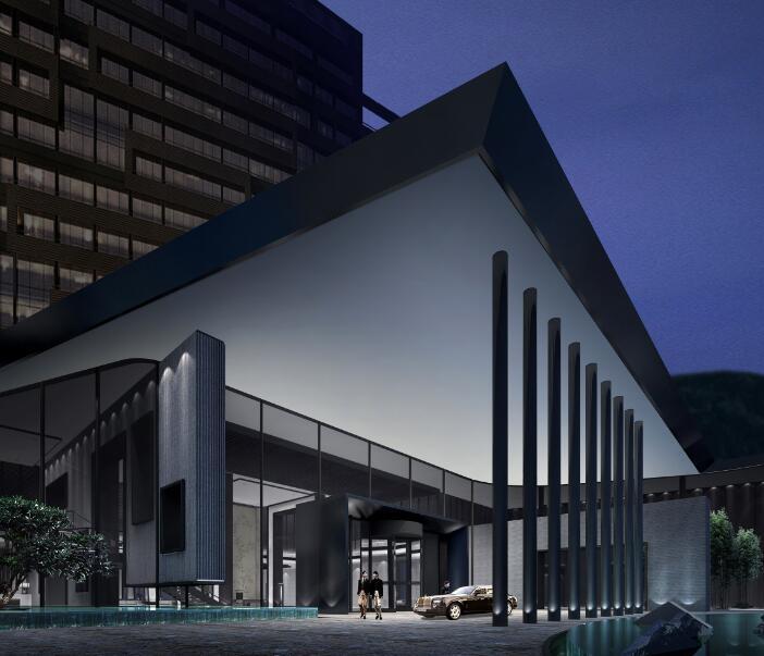 湖北咸宁温泉国际酒店-酒店综合智能化应用案例