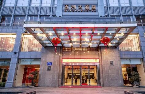 福建五洲大酒店-酒店综合智能化应用案例