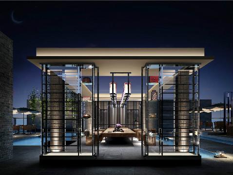 玉林宾馆-酒店综合智能化应用案例