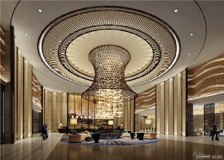 重庆金海岸酒店-酒店综合智能化应用案例