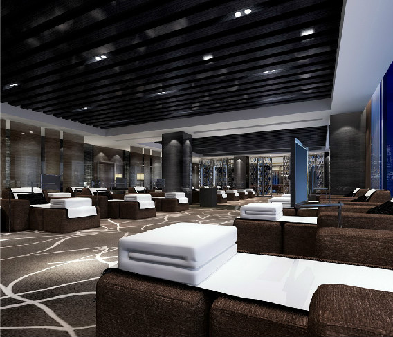北戴河海滨花园酒店-酒店综合智能化应用案例