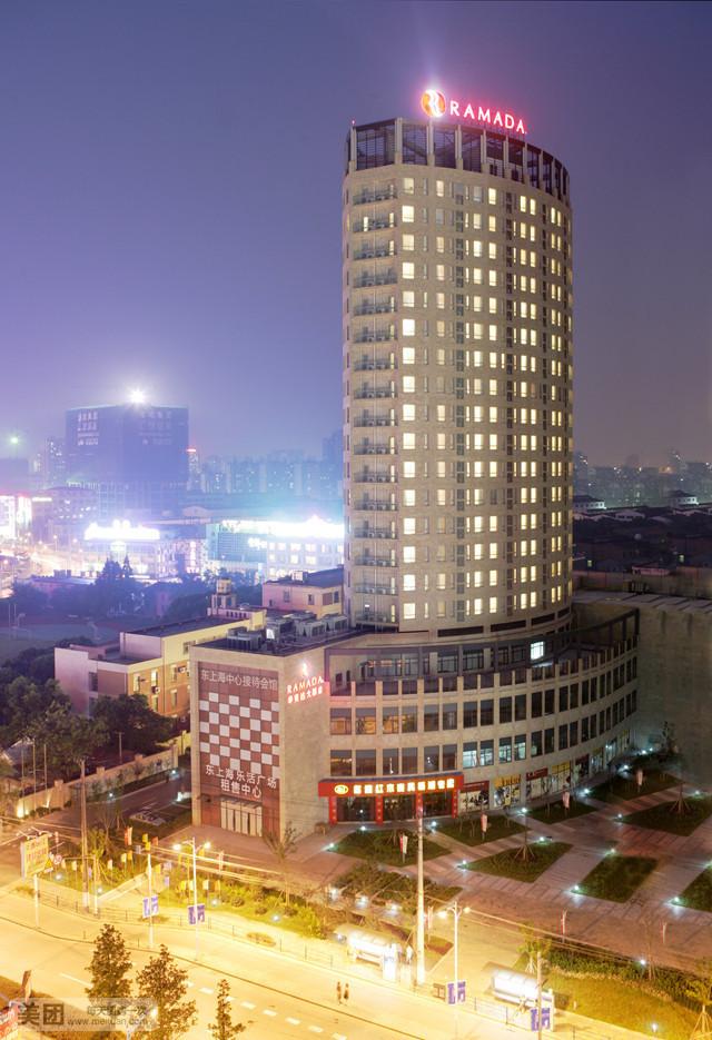 上海酒店智能综合案例--上海五角场华美达酒店