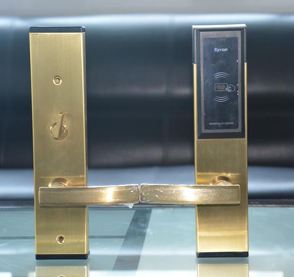 LK-XR-001酒店智能电子门锁