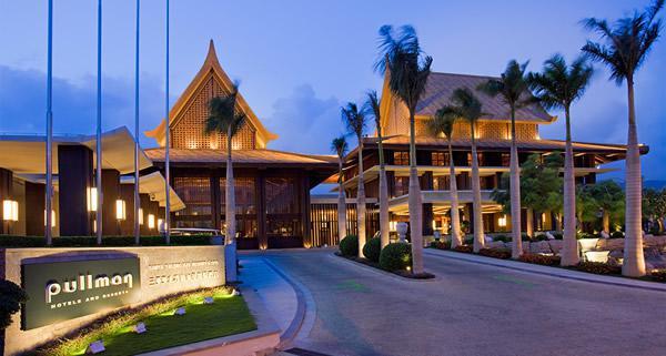 世纪众智酒店智能化---三亚亚龙湾铂尔曼度假酒店智能!!