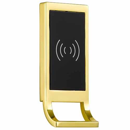 SJZZ-EM139 触摸密码 锌合金 装饰咯/钛金